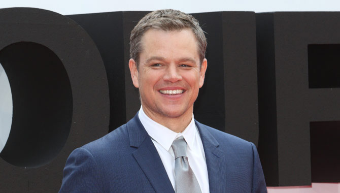 Matt Damon Suffered To Return To Jason Bourne
