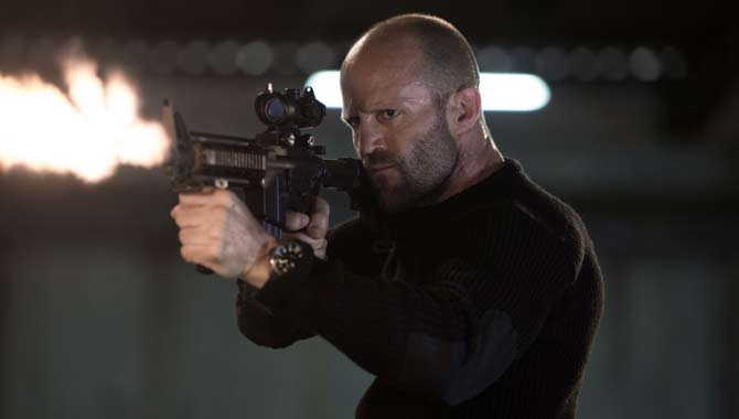 Jason Statham Returns In 'Mechanic: Resurrection' This Weekend