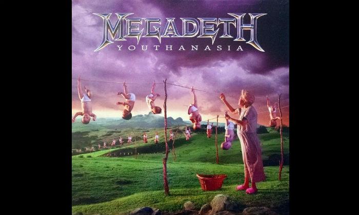Megadeth - Youthanasia