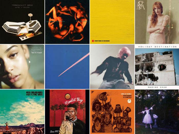 Mercury Prize nominees