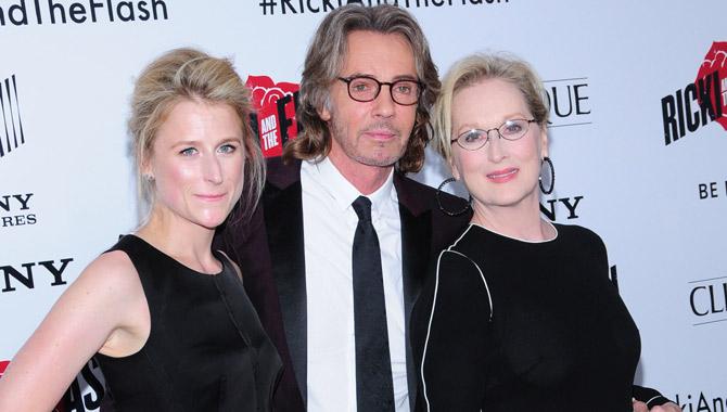 Meryl Streep, Mamie Gummer Rick Sprin