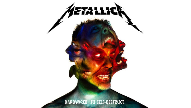 Metallica Are Finally Set To Return With A New Album 'Hardwired... To Self-Destruct'