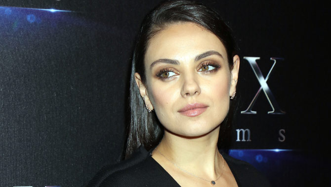 Mila Kunis at CinemaCon 2017