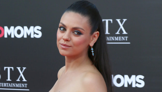 Mila Kunis Thinks The Humour In Bad Moms Is Important
