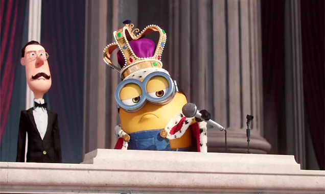 'Minions' Offers Freedom To Jon Hamm And Allison Janney