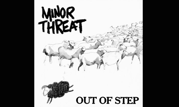 Minor Threat - 'Out Of Step'