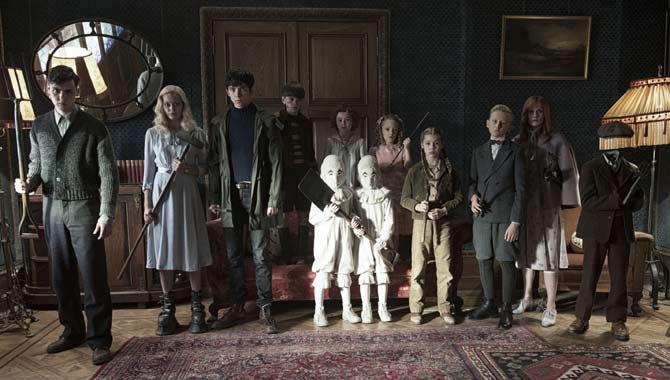 Tim Burton Ups His Weird Game With 'Miss Peregrine's Home for Peculiar Children'