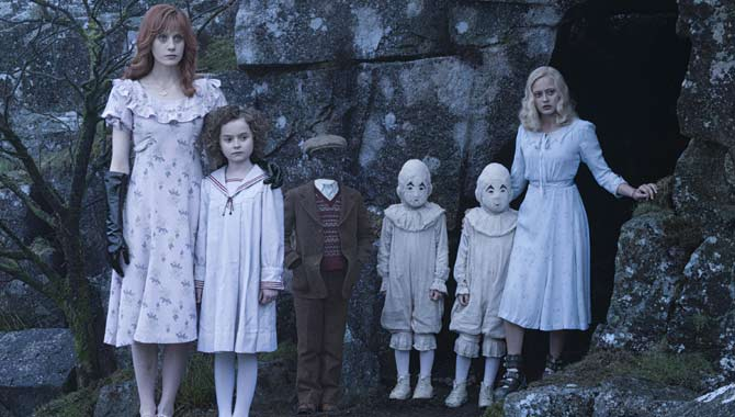 Miss Peregrine's Home for Peculiar Children 2