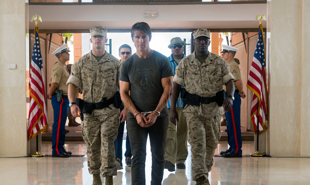 Mission: Impossible 5 Pushes Tom Cruise To New Heights