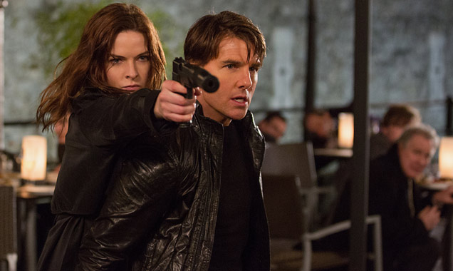 Weekend Box Office: 'Mission Impossible: Rogue Nation' Makes $56 Million In Opening Weekend