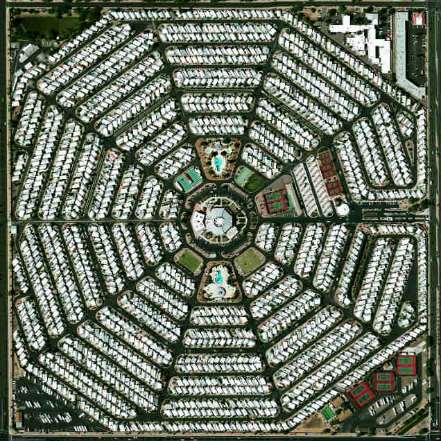 Modest Mouse 'Strangers To Ourselves' artwork