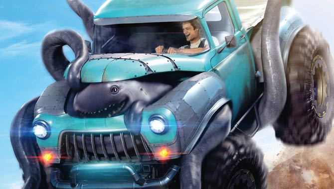 Amy Ryan Says It's The Humour And Humanity That Makes 'Monster Trucks'