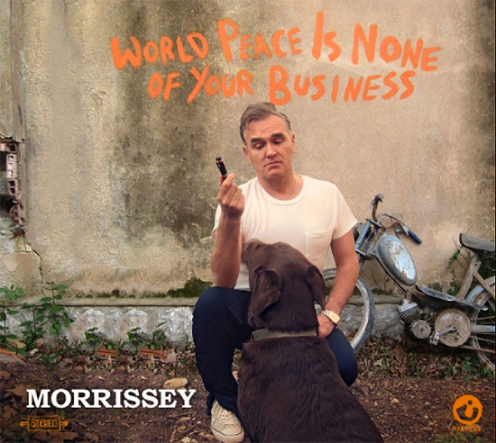 Morrissey Announces Three UK Dates For September