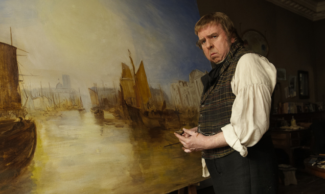 Timothy Spall in 'Mr Turner'