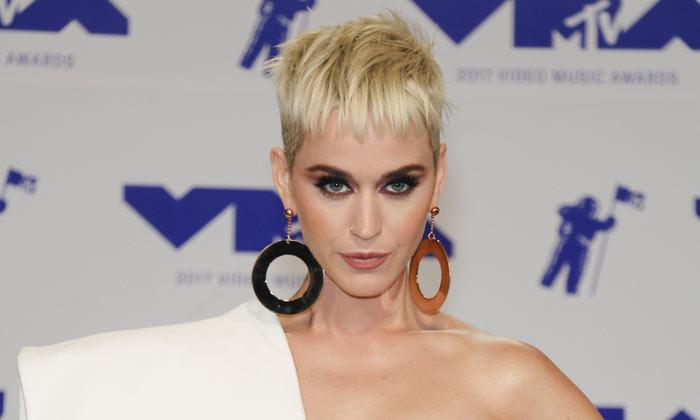 Katy Perry performed at this year's MTV VMAs