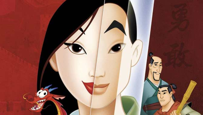 Disney Unveils A Release Date For The Live-Action Remake Of 'Mulan'