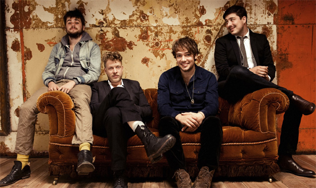 Mumford and Sons are due to perform at 2015's Reading and Leeds festivals