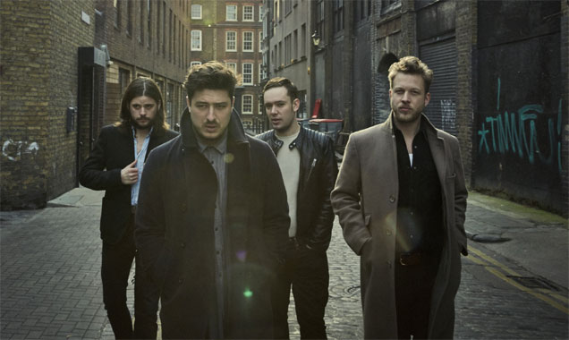 Mumford and Sons promo