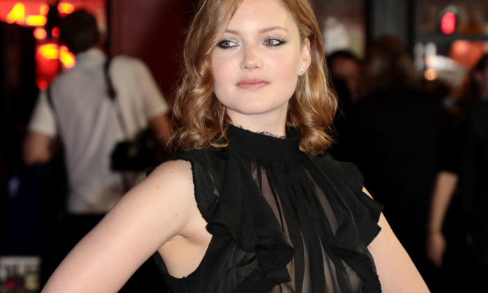 Holliday Grainger plays Louise Kendall in 'My Cousin Rachel'