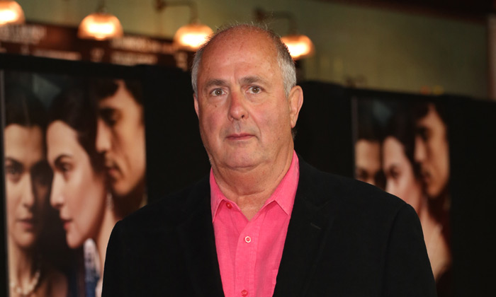 Director and writer Roger Michell at the movie premiere