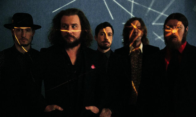 My Morning Jacket 2015 promo