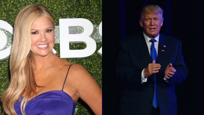 Nancy O'Dell Addresses Donald Trump's Disgusting Tirade Against Her On Television