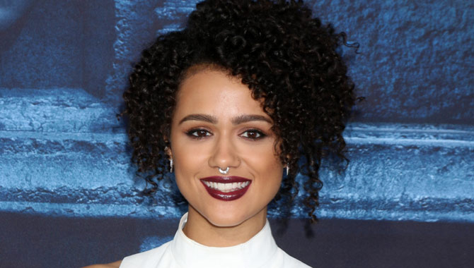 Nathalie Emmanuel has made a fan-favourite out of her 'Game of Thrones' character Missandei