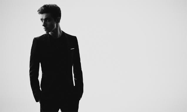 Nathan Sykes Promo Shot