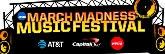 NCAA March Madness Music Festival 2017 comes this Spring