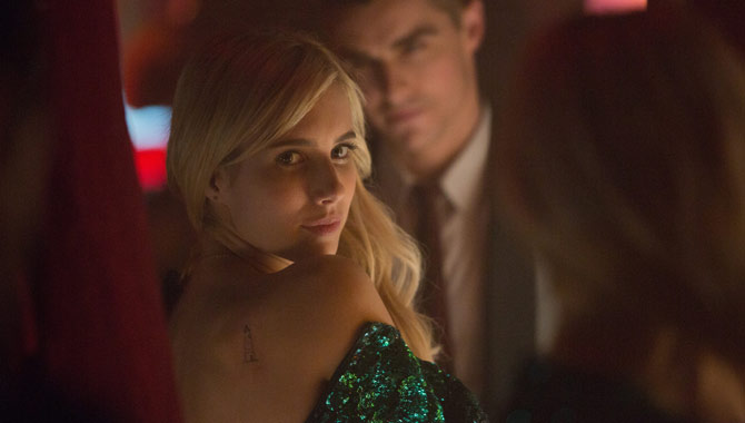 Dave Franco And Emma Roberts Loved The Challenge Of Nerve