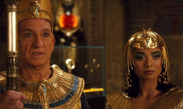 Sir Ben Kingsley Appears In 'Night At The Museum: Secret Of The Tomb'