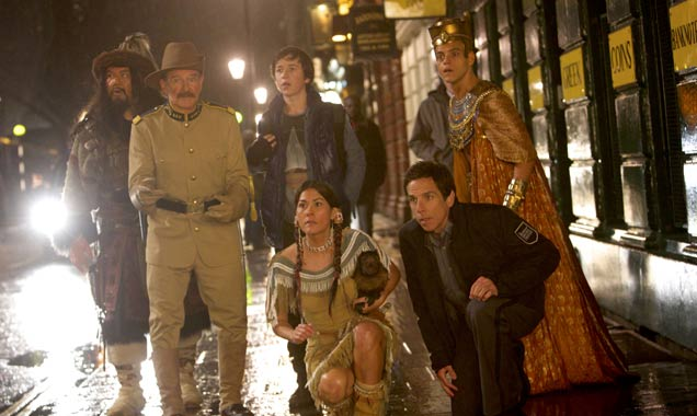 The Cast Of 'Night At The Museum: Secret Of The Tomb'
