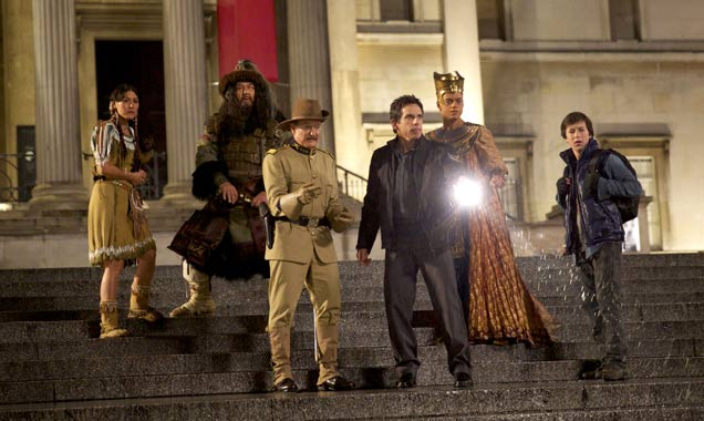 'Night At The Museum: Secret Of The Tomb' Stars Ben Stiller And Robin Williams