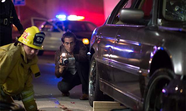 Jake Gyllenhaal in Nightcrawler