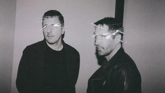 Nine Inch Nails promote their latest EP on 'Twin Peaks'