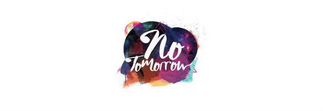 No Tomorrow Festival logo