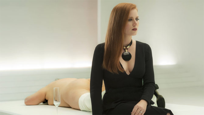 Amy Adams Needed To Learn Poise For Nocturnal Animals