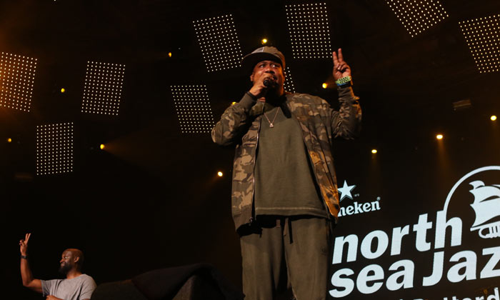 De La Soul performs at Rotterdam's best Jazz Fest