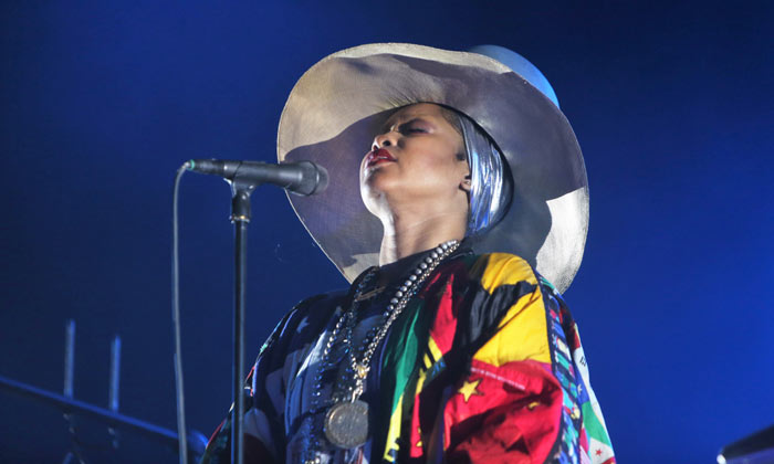 Erykah Badu is the Queen of Neo Soul