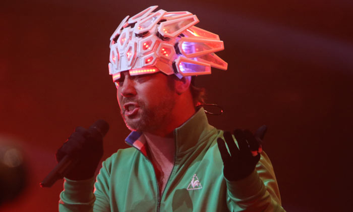 Jamiroquai among North Sea's big names
