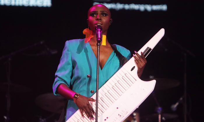 What's a soul event without Laura Mvula?