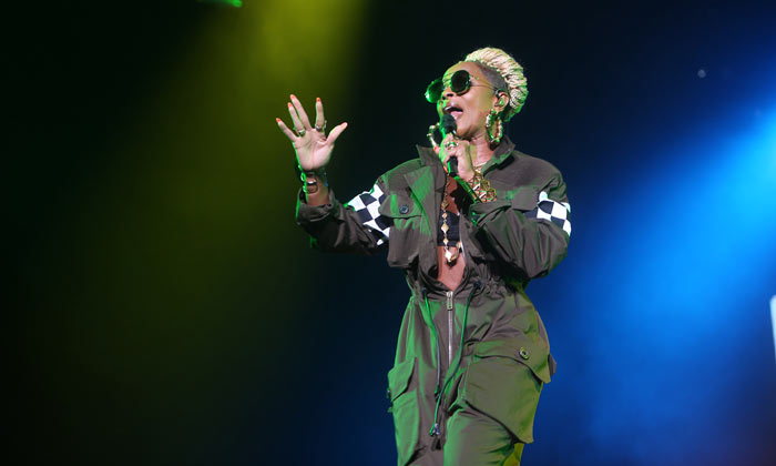 Rotterdam introduces Mary J Blige