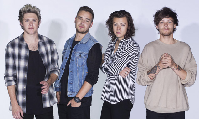 Watch One Direction Blast Off With NASA In 'Drag Me Down' Video