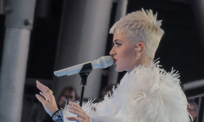 Katy Perry among Manchester benefit performers