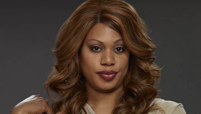 Laverne Cox is amongst the returning cast in 'Orange is the New Black'