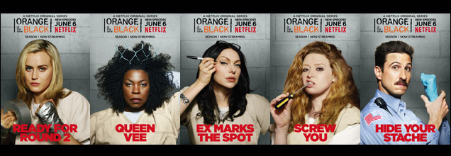 Orange Is The New Black Poster Season 2