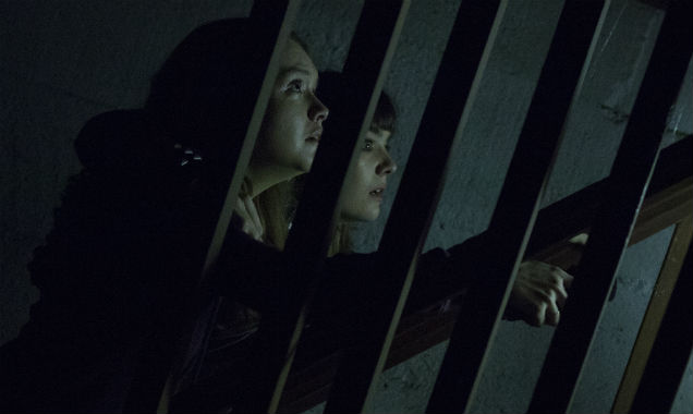 Olivia Cooke and Ana Coto in 'Ouija'