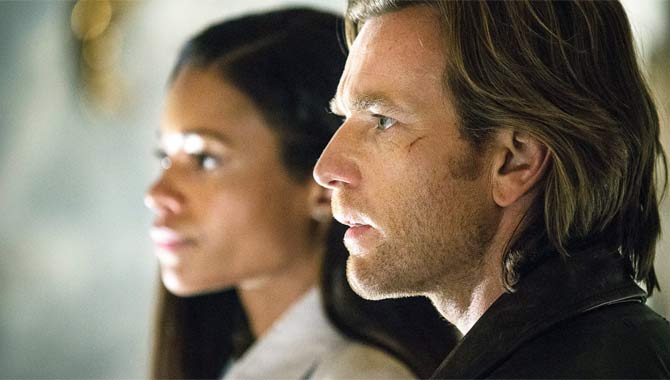 Ewan McGregor plays a lecturer in Our Kind Of Traitor
