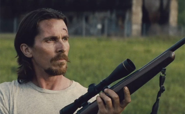 Christian Bale, Out of the Furnace Still