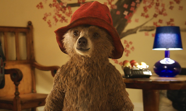 Ben Whishaw provides the voice for Paddington Bear